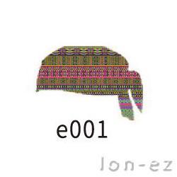 IMPULSE 亮彩魔術頭巾 e001