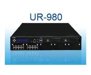 Share Tech UR-980 多功能防火牆